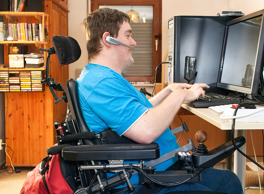 in home care for developmentally disabled