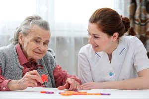 in home caregivers for dementia and alzheimers