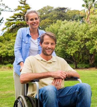 in home care for als patients caregivers