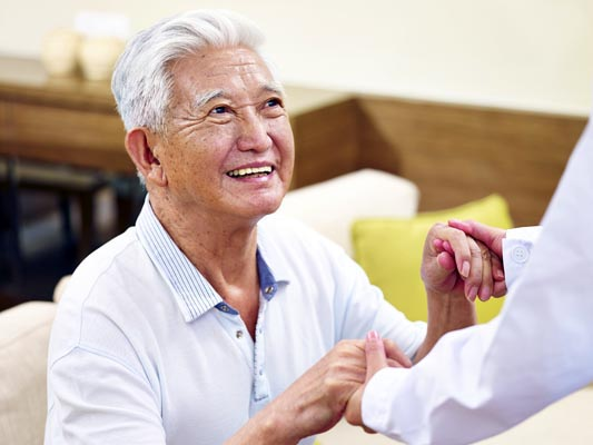 caregivers for stroke home care