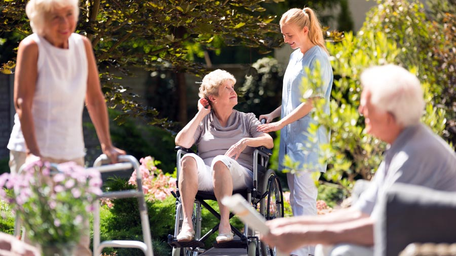 Home Care Services for Seniors Residing in Independent Living Communities